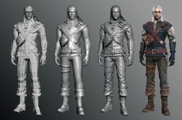 Creación de personajes. ¿Que método usar?